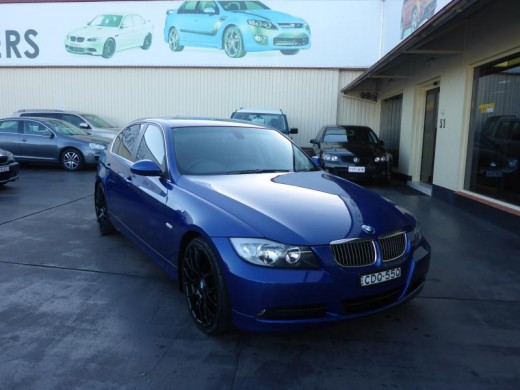 2009 BMW 3 20I EXECUTIVE E90 MY09 1224