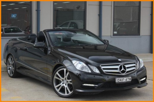 2012 MERCEDES-BENZ E250 AVANTGARDE B.E E207 MY12 1552