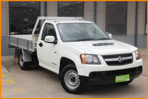 2010 HOLDEN COLORADO DX (4×4) RC MY10 1565